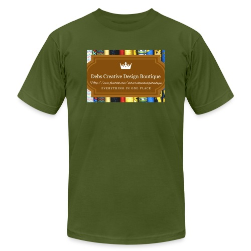 Debs Creative Design Boutique with site - Men's Jersey T-Shirt