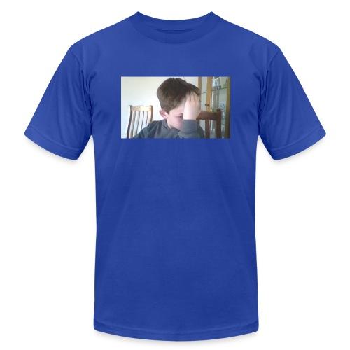 Luiz FAce!! - Unisex Jersey T-Shirt by Bella + Canvas