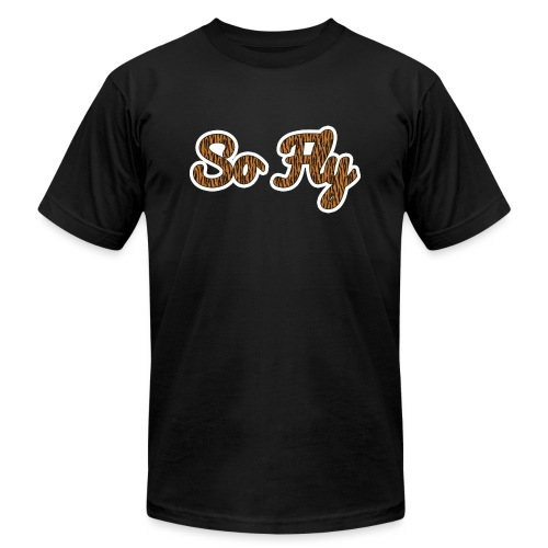 So Fly Tiger - Unisex Jersey T-Shirt by Bella + Canvas