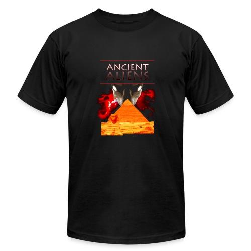Ancient Aliens - Unisex Jersey T-Shirt by Bella + Canvas