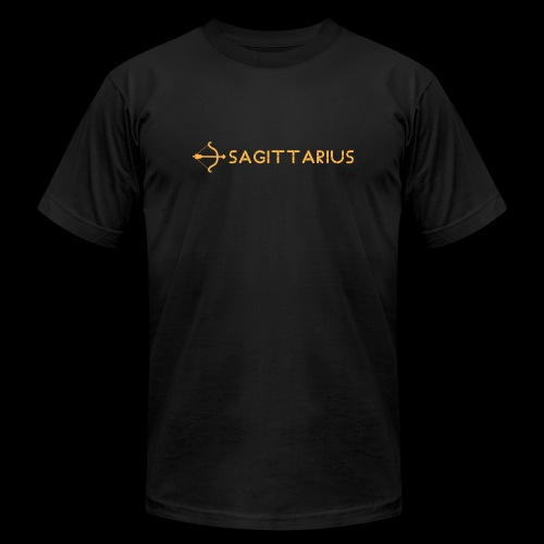 Sagittarius - Unisex Jersey T-Shirt by Bella + Canvas