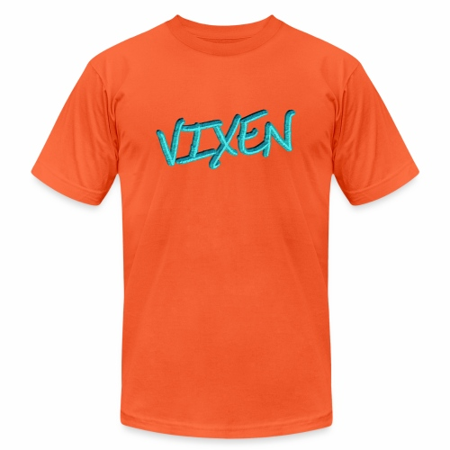 Vixen - Unisex Jersey T-Shirt by Bella + Canvas
