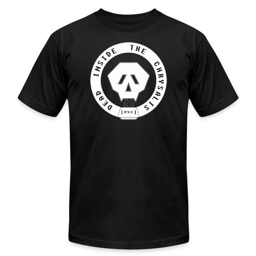 DITC Chrysalis InterFace White - Unisex Jersey T-Shirt by Bella + Canvas