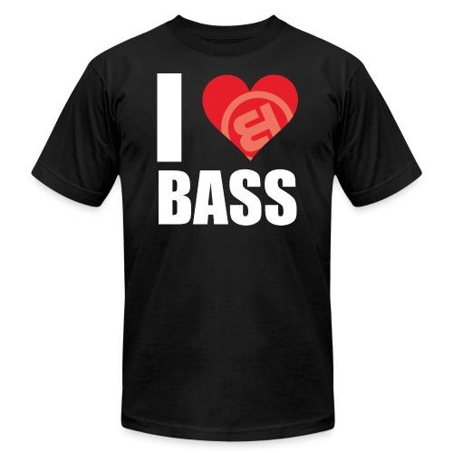 Basshunter 6 - Unisex Jersey T-Shirt by Bella + Canvas