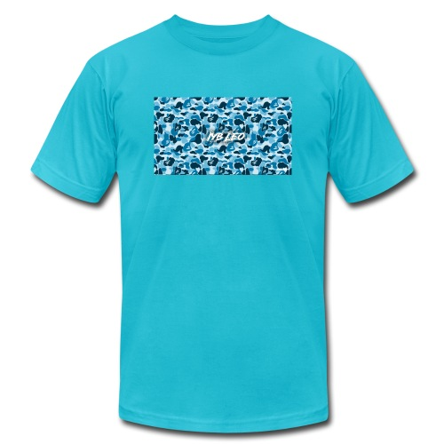 Iyb leo bape logo - Men's  Jersey T-Shirt
