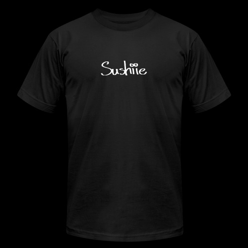 sushiie logo - Men's  Jersey T-Shirt