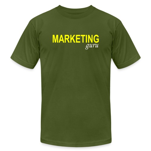 Marketing Guru - Men's Jersey T-Shirt