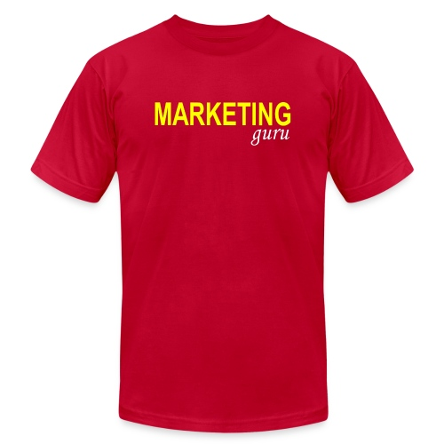 Marketing Guru - Men's Jersey T-Shirt