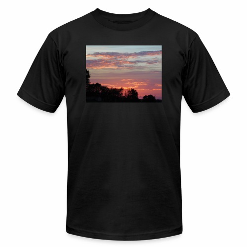 Sunset of Pastels - Men's  Jersey T-Shirt