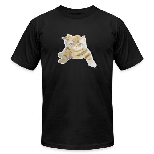 sad boy - Unisex Jersey T-Shirt by Bella + Canvas