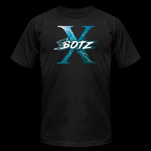 BOTZ X Logo Plain - Men's Jersey T-Shirt