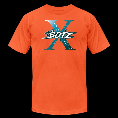 BOTZ X Logo Plain - Unisex Jersey T-Shirt by Bella + Canvas