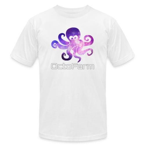 Logo text - Unisex Jersey T-Shirt by Bella + Canvas