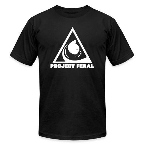 Project feral fundraiser - Unisex Jersey T-Shirt by Bella + Canvas