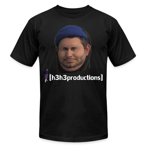 h3h3productions Ethan Klein - Unisex Jersey T-Shirt by Bella + Canvas