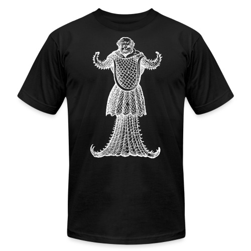 Fishy Priest - Men's Jersey T-Shirt