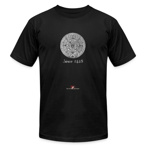 Since 1428 Aztec Design! - Men's Jersey T-Shirt