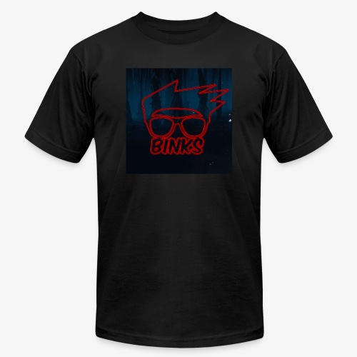 Binks Upside Down - Men's  Jersey T-Shirt