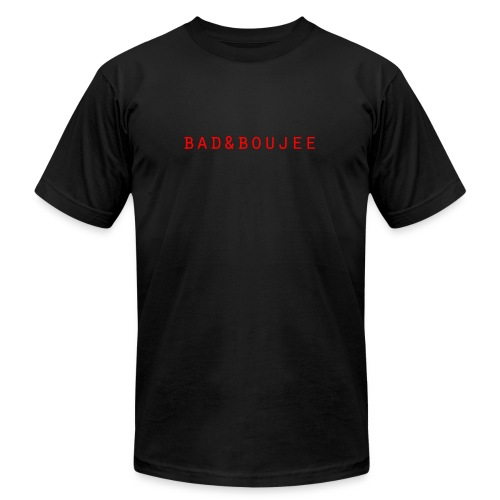 bad and boujee - Men's  Jersey T-Shirt