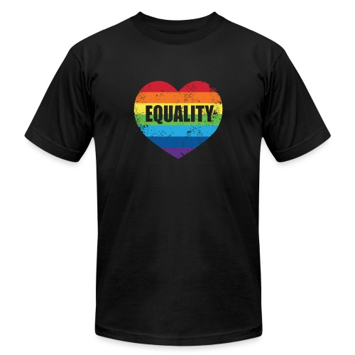 Equality - Unisex Jersey T-Shirt by Bella + Canvas