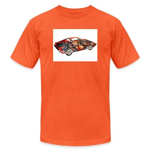 FullSizeRender mondial - Unisex Jersey T-Shirt by Bella + Canvas