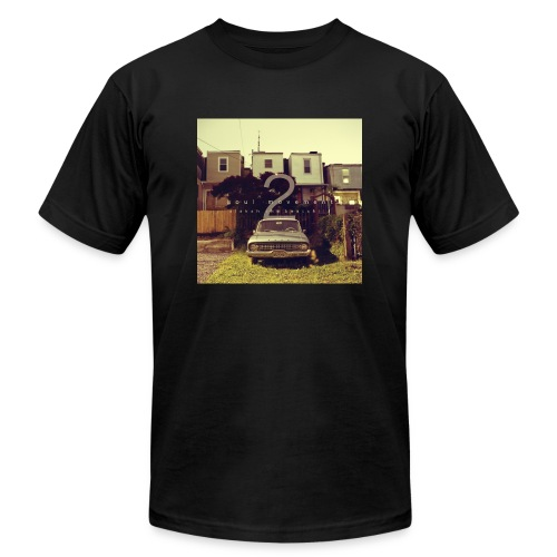 OfficialAlbumCover jpg - Unisex Jersey T-Shirt by Bella + Canvas