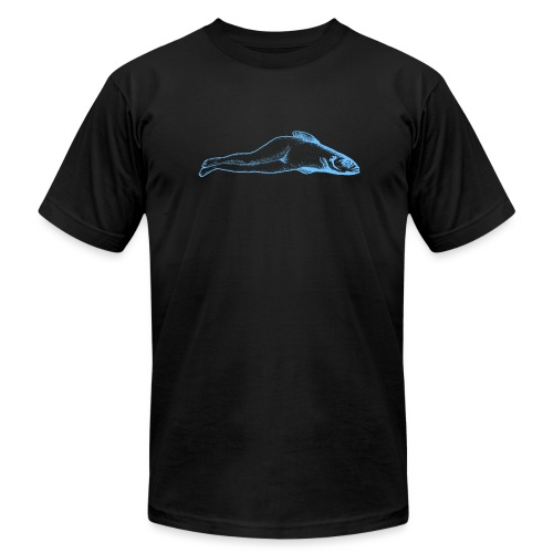 Fishy Woman blue - Men's Jersey T-Shirt