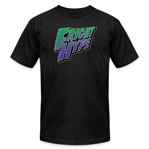 Fright Hype - Unisex Jersey T-Shirt by Bella + Canvas