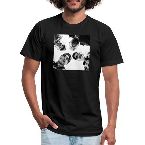 Crawdad Joe Circle shot - Unisex Jersey T-Shirt by Bella + Canvas