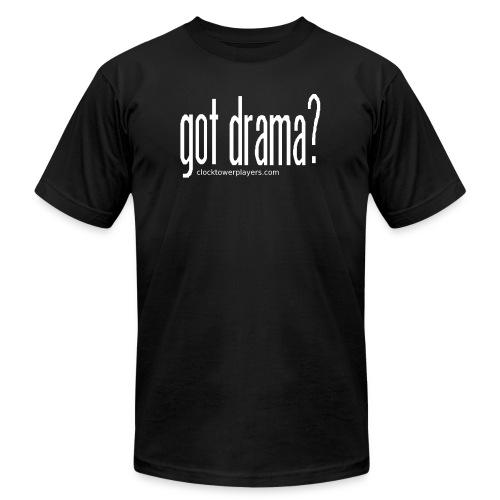 gotdrama - Unisex Jersey T-Shirt by Bella + Canvas