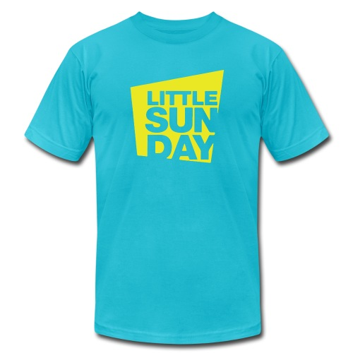 littleSUNDAY Official Logo - Men's  Jersey T-Shirt
