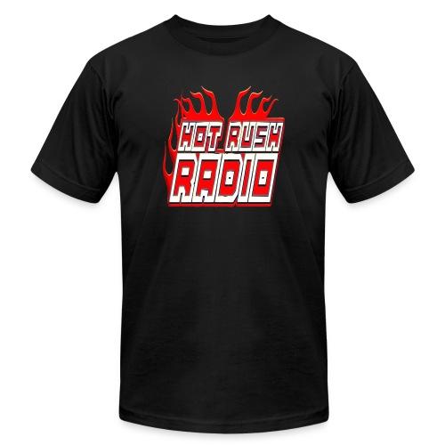 worlds #1 radio station net work - Unisex Jersey T-Shirt by Bella + Canvas