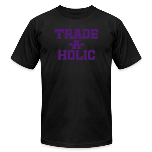 Trade a Holic Fantasy Profile - Unisex Jersey T-Shirt by Bella + Canvas