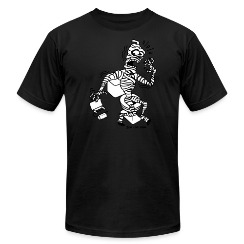 Mummy's Nightmare - Men's Jersey T-Shirt