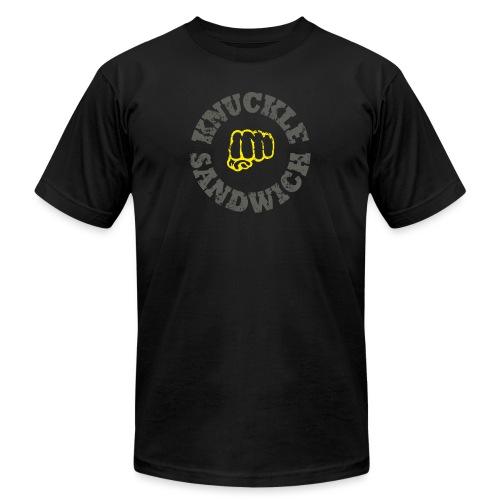 Knuckle Sandwich - Unisex Jersey T-Shirt by Bella + Canvas