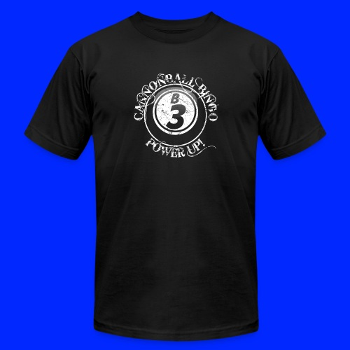 Vintage Cannonball Bingo Ball Tee - Unisex Jersey T-Shirt by Bella + Canvas