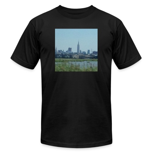 New York - Unisex Jersey T-Shirt by Bella + Canvas