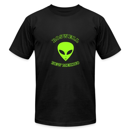 Roswell New Mexico - Unisex Jersey T-Shirt by Bella + Canvas