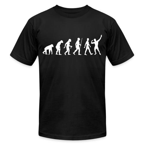 Evolution of Zyzz - Unisex Jersey T-Shirt by Bella + Canvas