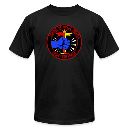 League of Space Pirates: Resist and Thrive - Men's  Jersey T-Shirt