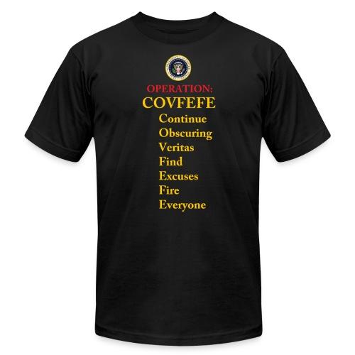 covfefe - Men's  Jersey T-Shirt