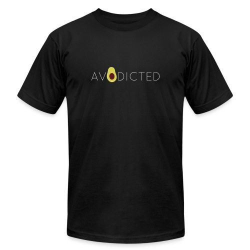 Avodicted - Unisex Jersey T-Shirt by Bella + Canvas