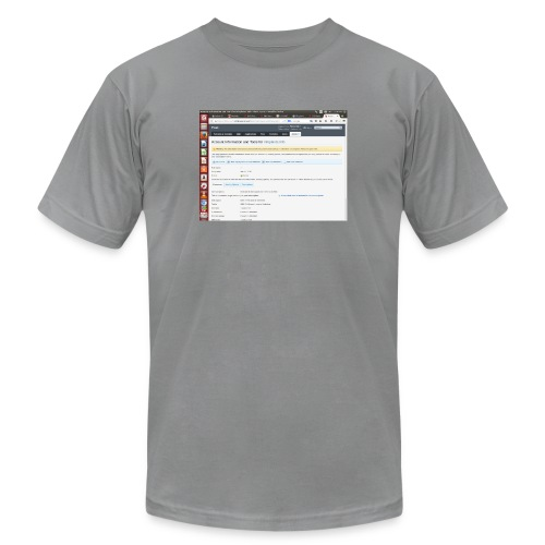 Screenshot from 2016 09 07 02 14 53 - Men's Jersey T-Shirt