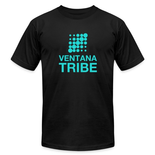 Ventana Tribe Official Logo - Men's  Jersey T-Shirt