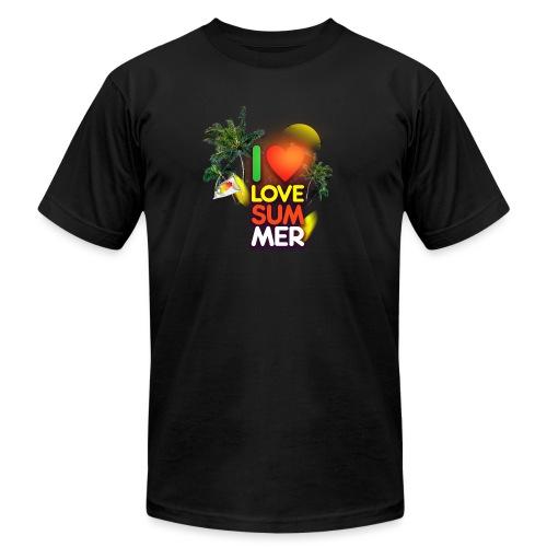 I love summer - Men's Jersey T-Shirt
