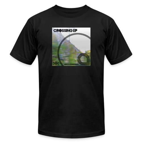 Crossing EP copy - Unisex Jersey T-Shirt by Bella + Canvas