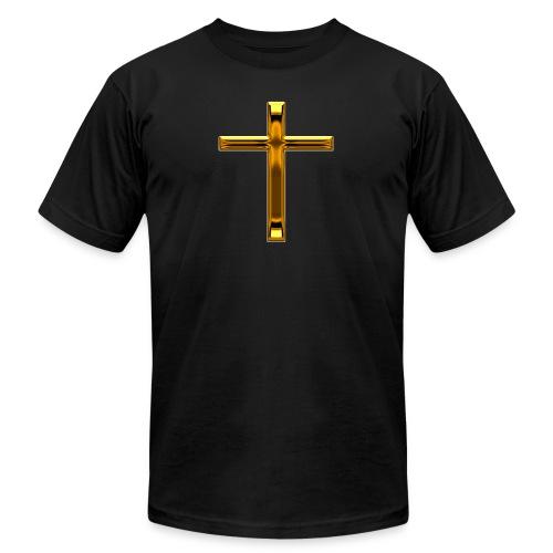 jesus's cross - Unisex Jersey T-Shirt by Bella + Canvas