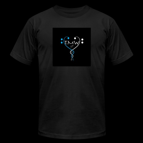 the music within logo - Men's  Jersey T-Shirt