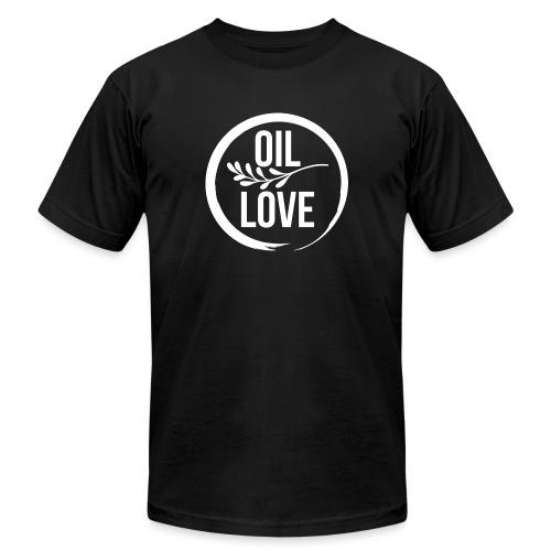 Oil Love - Unisex Jersey T-Shirt by Bella + Canvas