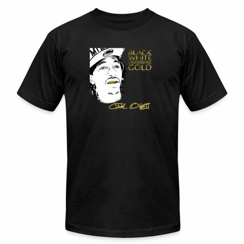 Carl Lovett Lauderdale Gold - Men's  Jersey T-Shirt